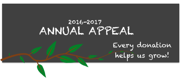 2016-17 Annual Appeal
