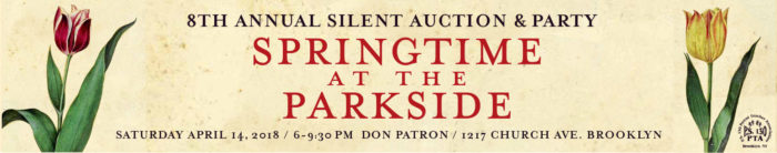 SPRING AUCTION SAVE THE DATE!